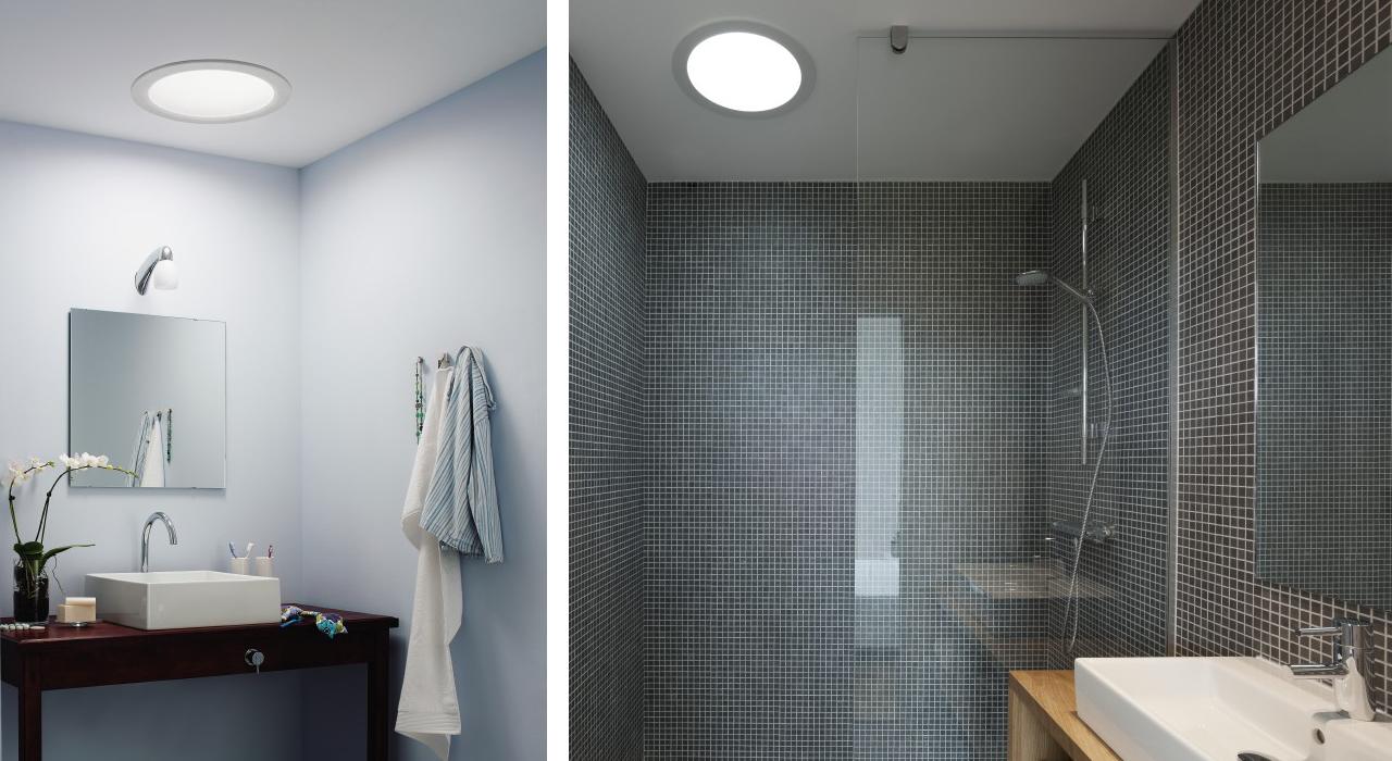 dachausbau ideen f r badezimmer velux dachfenster. Black Bedroom Furniture Sets. Home Design Ideas