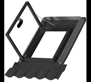 velux dachausstiege f r unbewohnte dachr ume kaltr ume gvt gvk. Black Bedroom Furniture Sets. Home Design Ideas