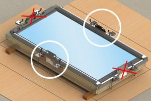 velux hebevorrichtung f r dachfenster schneller. Black Bedroom Furniture Sets. Home Design Ideas
