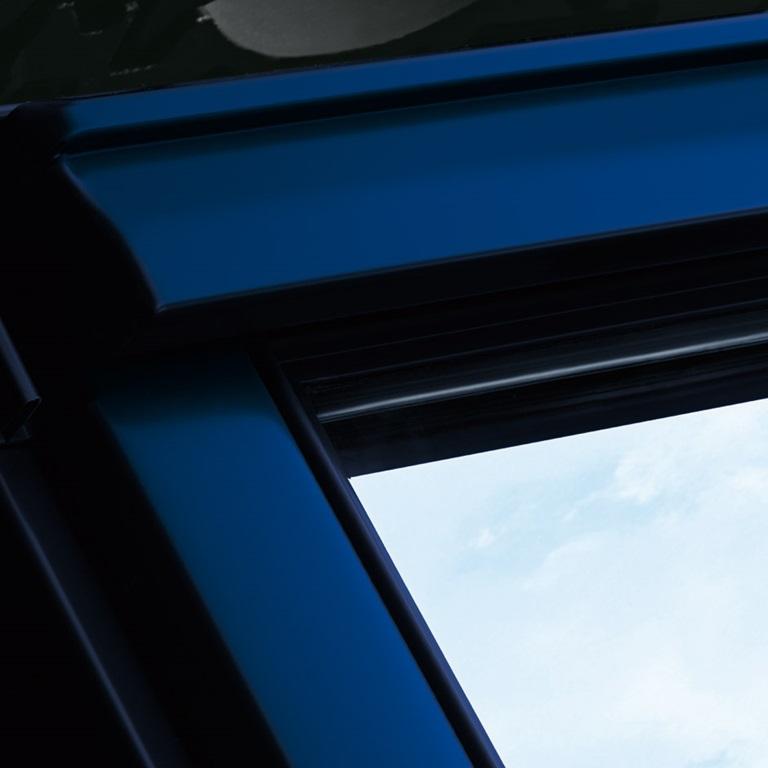 Velux integra dachfenster solarfenster mit fernbedienung - Velux en aluminium ...