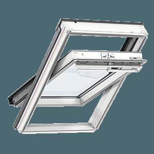 VELUX Schwingfenster Illustration GGU und GGL