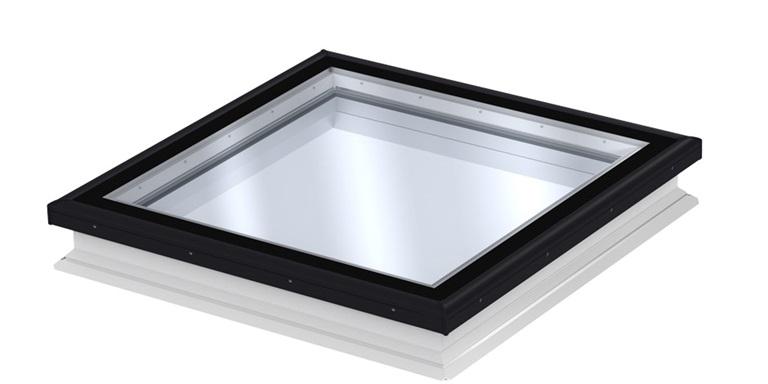 velux flachdachfenster mit flachglas bel ftung. Black Bedroom Furniture Sets. Home Design Ideas