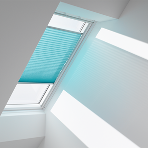 VELUX pleated blind