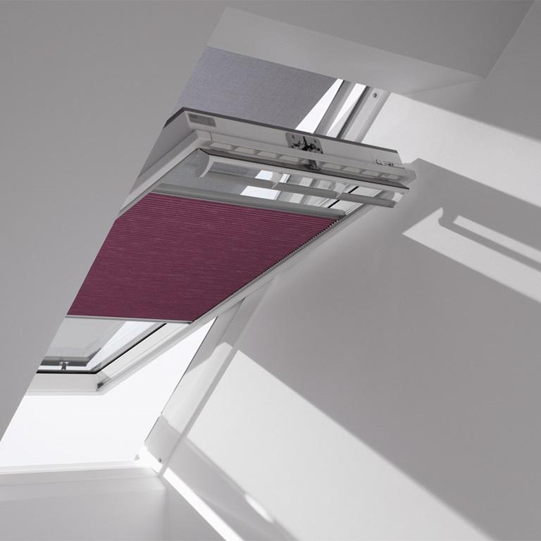 Velux Dachfenster W Rmeschutz Hitzeschutz Und Sonnenschutz