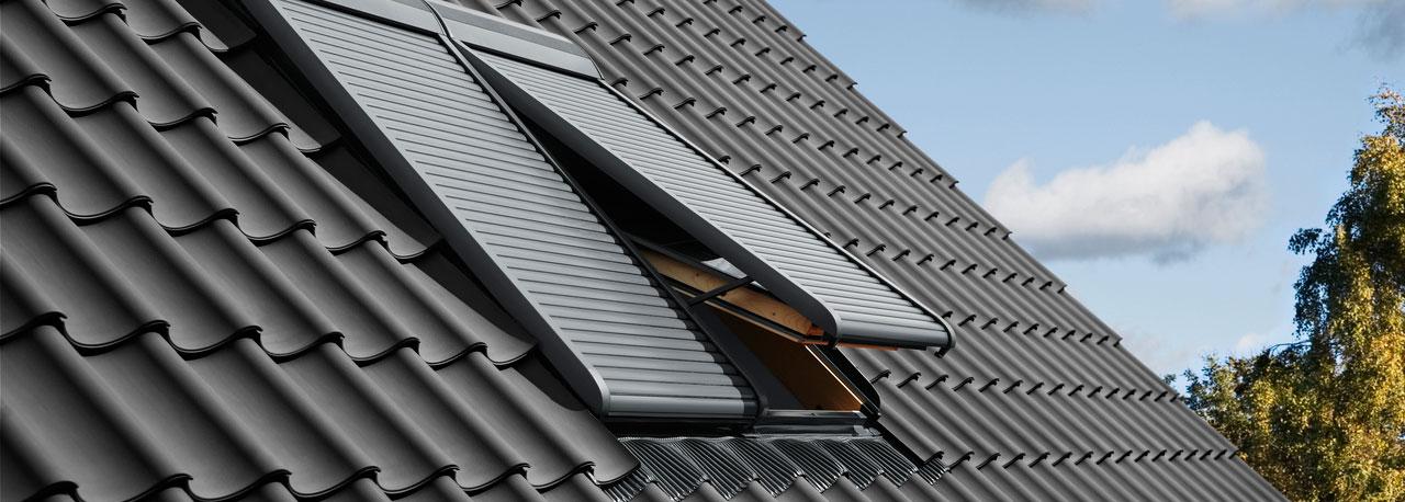 velux dachfenster w rmeschutz hitzeschutz und sonnenschutz. Black Bedroom Furniture Sets. Home Design Ideas