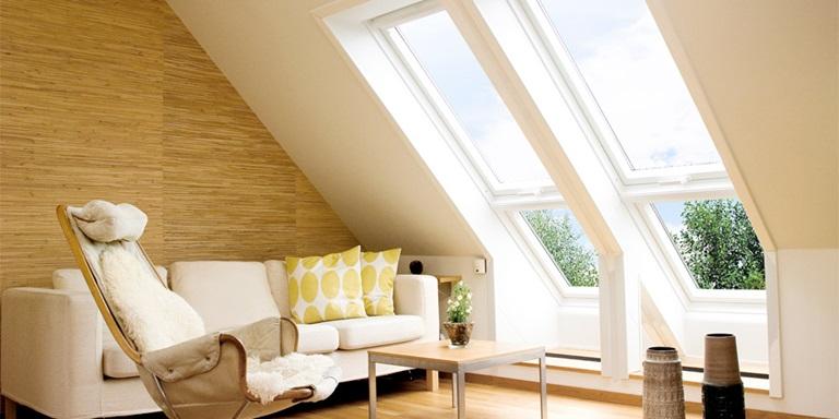 Velux zusatz f r dachfenster lichtfl che verl ngern - Decoratie zolder ...