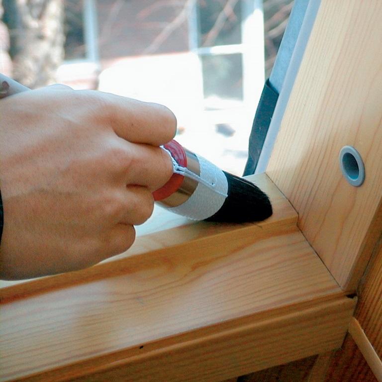 dachfenster reinigung und wartung bedienungsanleitung. Black Bedroom Furniture Sets. Home Design Ideas